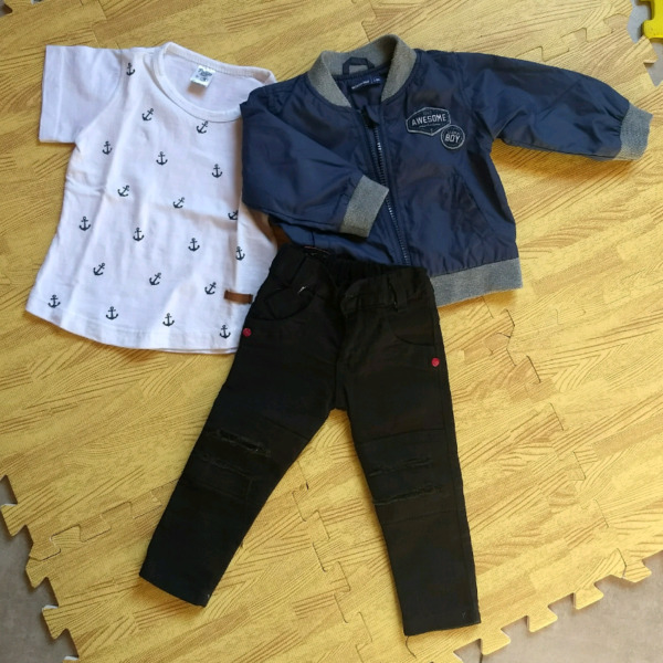 Sets de ropa para bebé