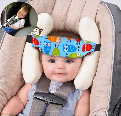 Soporte para la cabeza del bebé para el asiento de