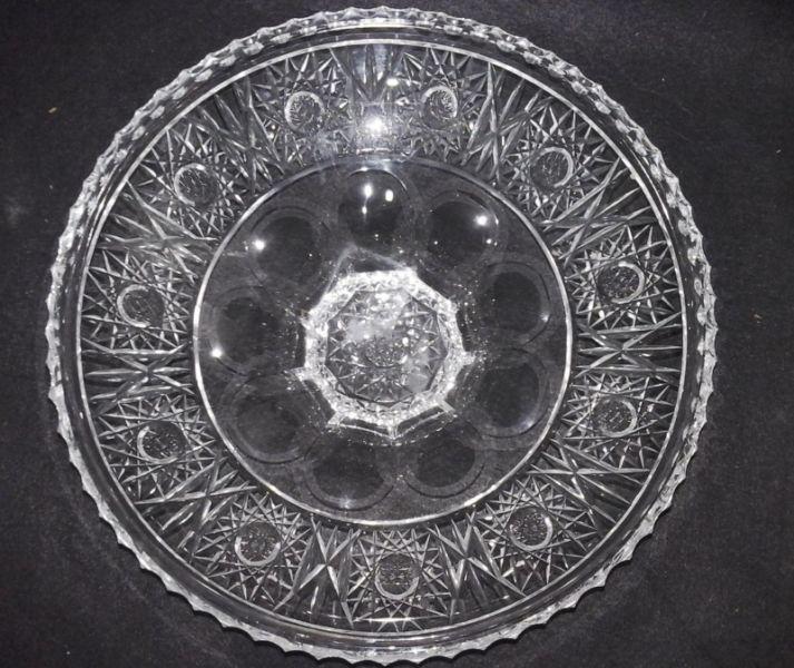 ALTA GAMA para tu mesa !fuente centro de mesa en cristall