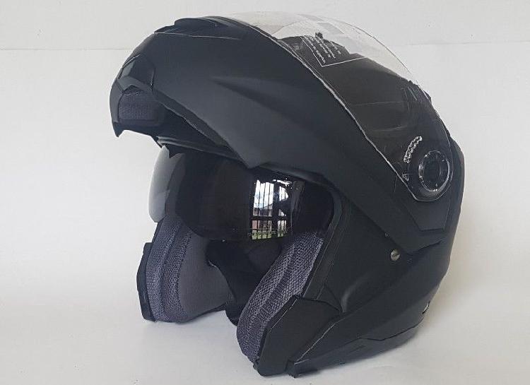 9f2679abf83a0 Casco rebatible doble visor rinox brasil alta