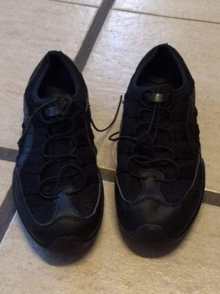Zapatillas para danza jazz usadas talle 38