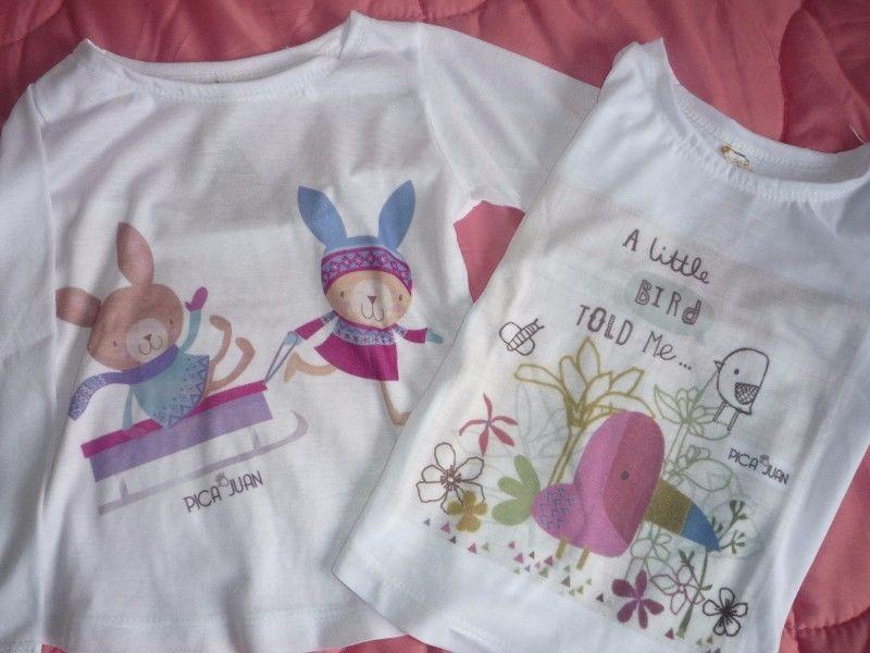 Lote de ropa nueva para niños