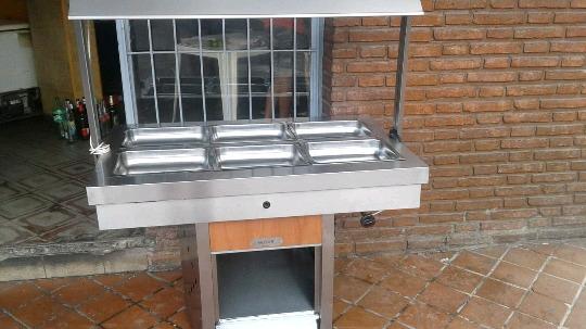 Lunchonette calentador de Comida Nuevo a Gas