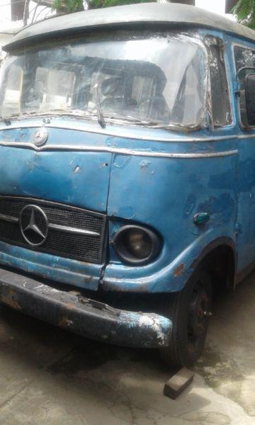 Mercedes benz L319 1961