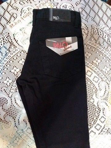 Pantalon y remera negra para niño nuevos