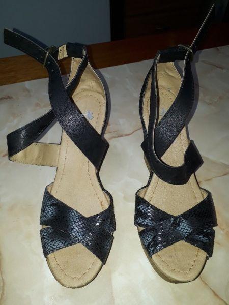 Sandalias de mujer n° 39 grande