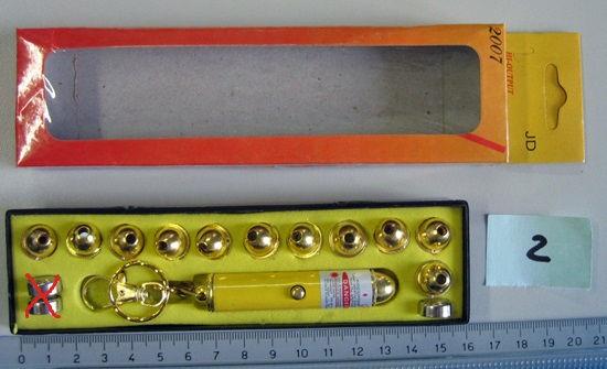 puntero laser reparar o repuesto