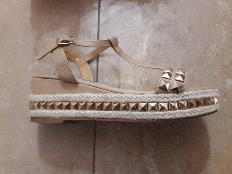 Sandalias De Prune Para Mujer Talle 37