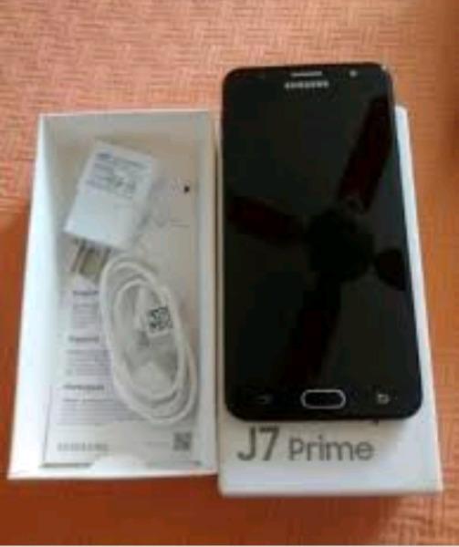 Vendo celular samsung j7 prime 16g