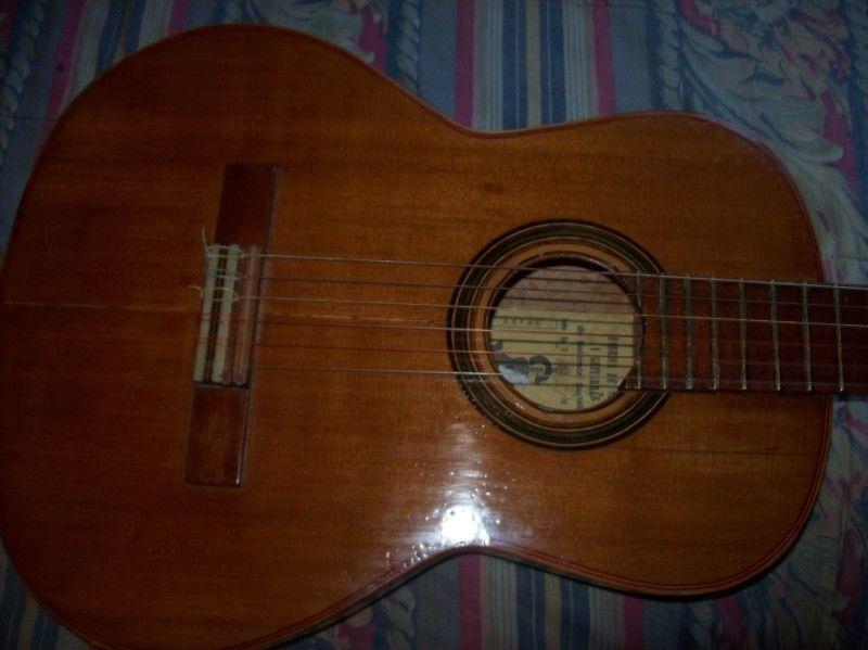 guitarra luthier sanabria