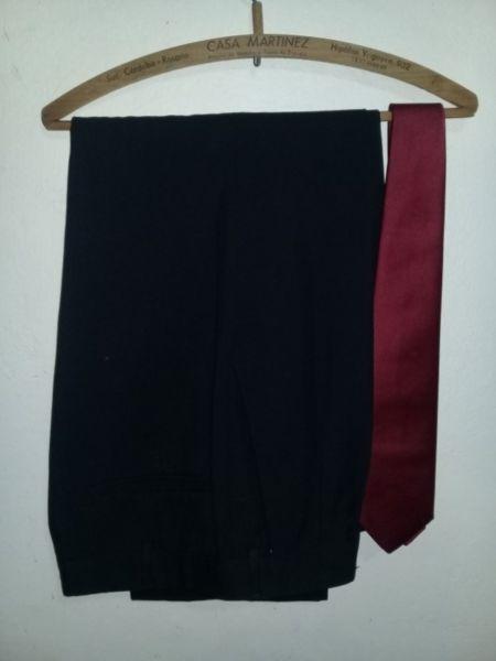 pantalon de vestir pierre cadin hombre talle 42