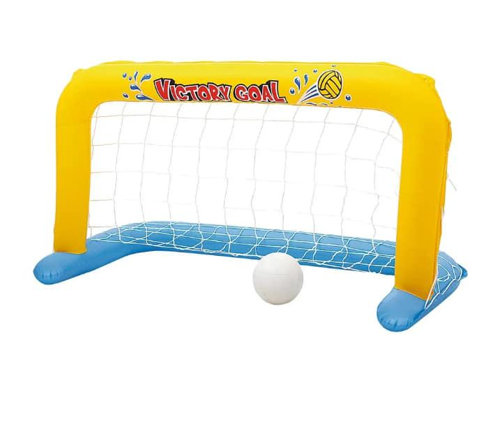 ARCO INFLABLE VICTORY GOAL WATERPOLO BESTWAY RED DE NYLON