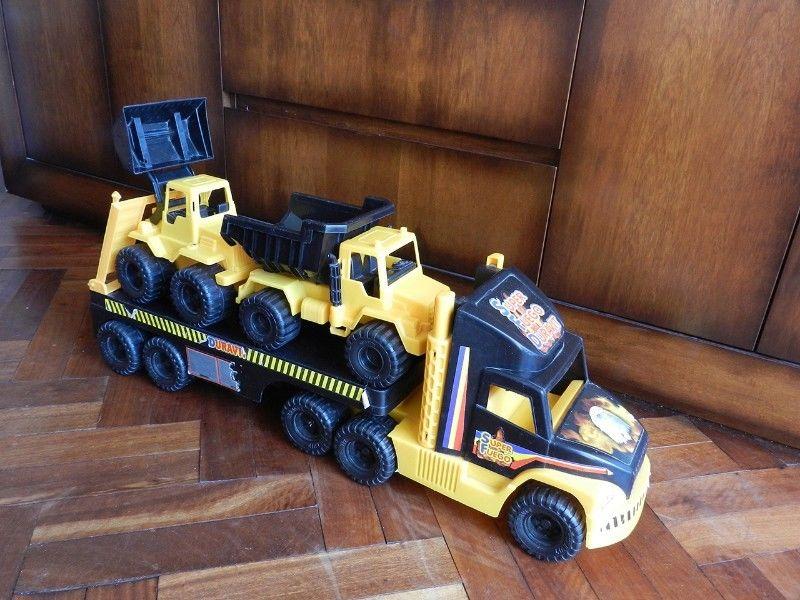 Camión Duravit Super Constructor