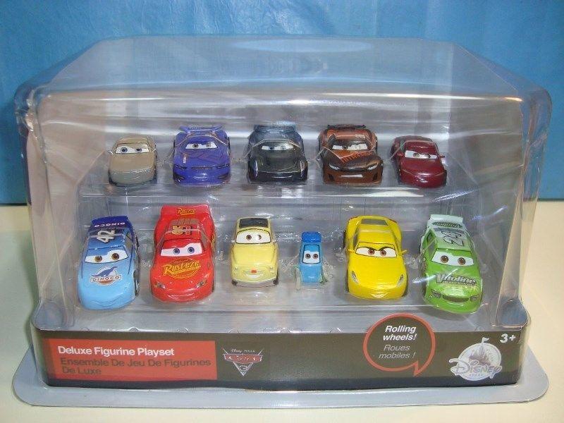 Cars 3 Rayo Coleccion De Lujo 11 Modelos Nuevo