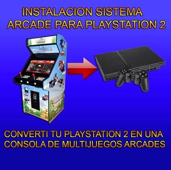 Juegos de estilo arcade para PlayStation 2