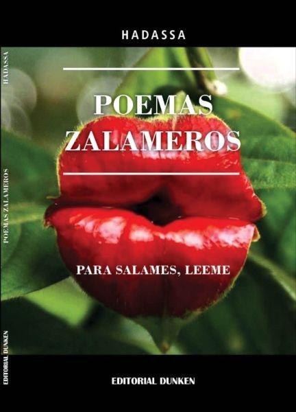 """Libro de poesias """"Poemas zalameros para salames, leeme"""""""