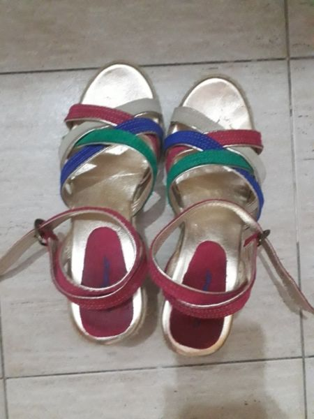 Sandalias de mujer talle 37