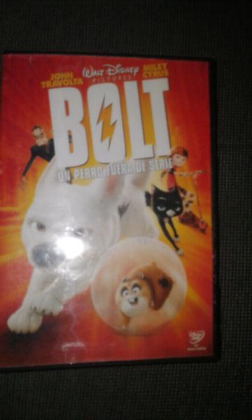Bolt el perro pelicula