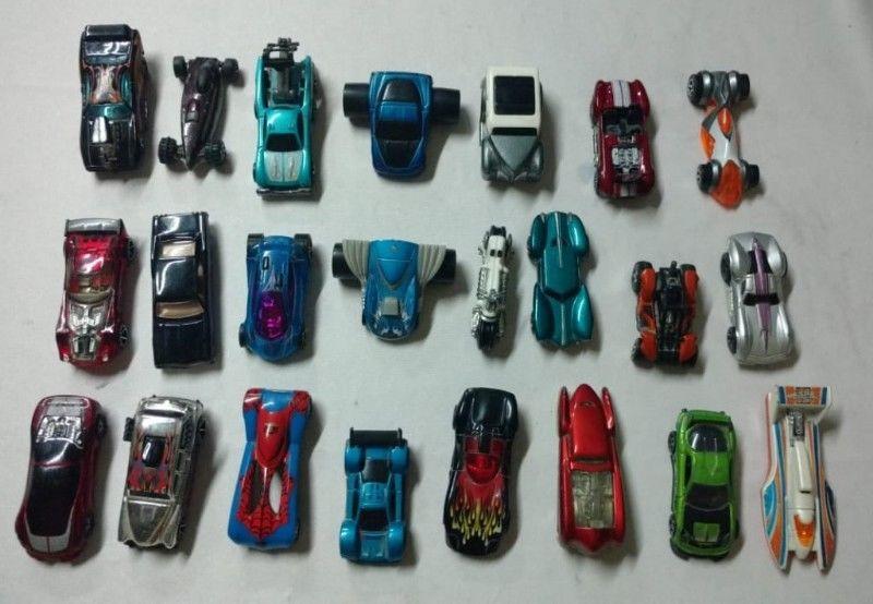 Colección autos Hot Wheels.