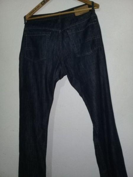 Jeans Calvin Klein hombre talle 44