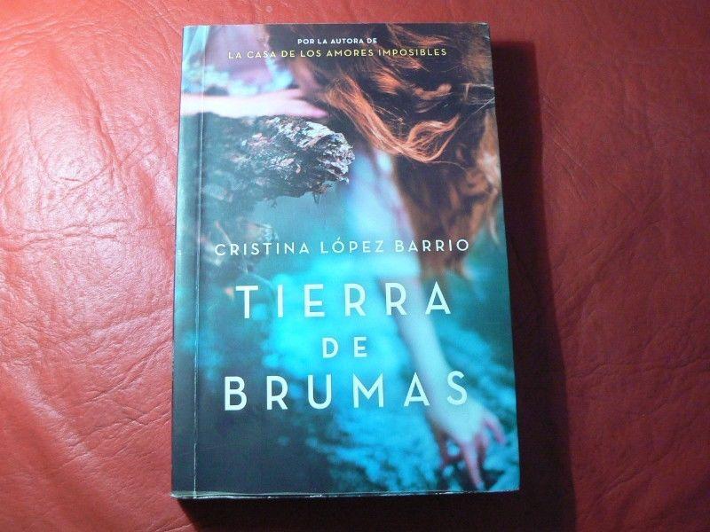 Libro Tierra de Brumas por Cristina López Barrio. Editorial