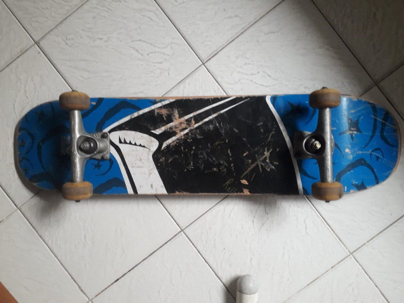 Skate Foundation usado