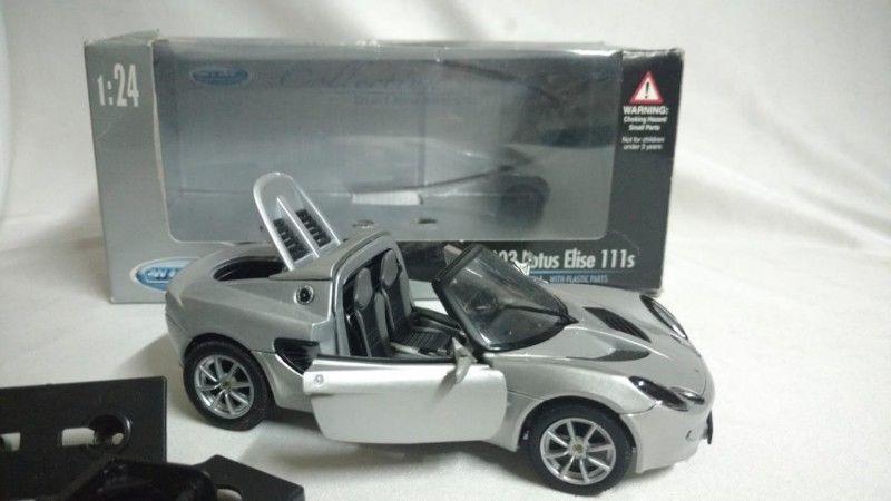 Auto de colección. Lotus Elise