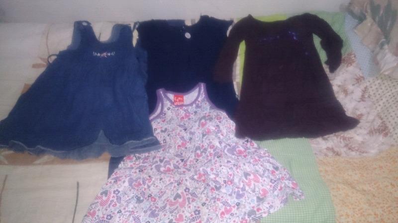 Oferta vendo ropa de niña