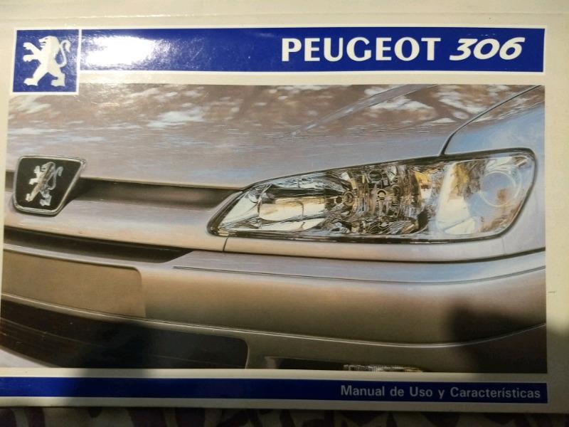 Manual de usuario de Peugeot 306 - linea  original