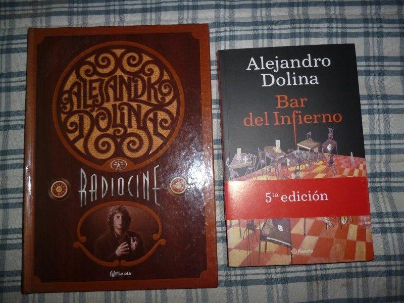 RADIOCINE Y BAR DEL INFIERNO - ALEJANDRO DOLINA