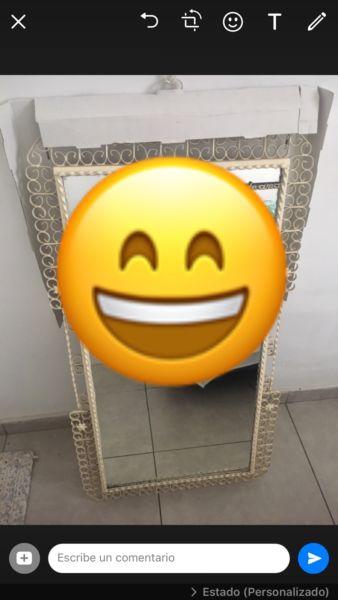 Vendo espejos para habitación