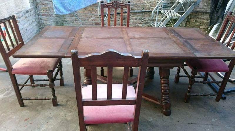 Vendo mesas de comedor antiguo | Posot Class
