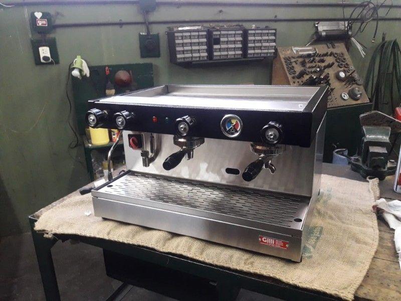 maquina de cafe bar