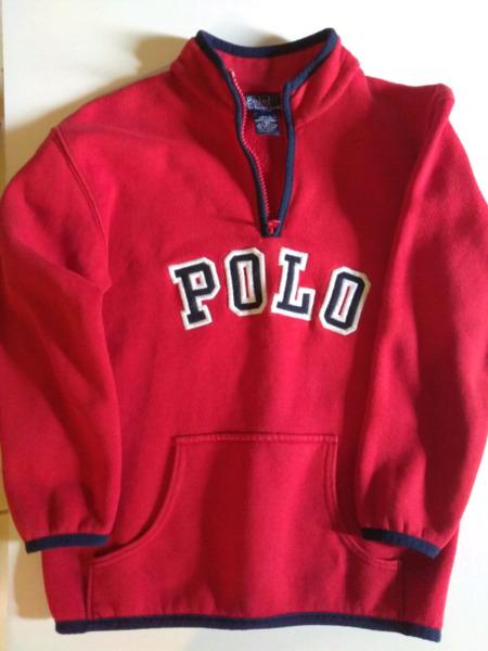 Buzo Polo de Ralph Lauren Talle 6Americano