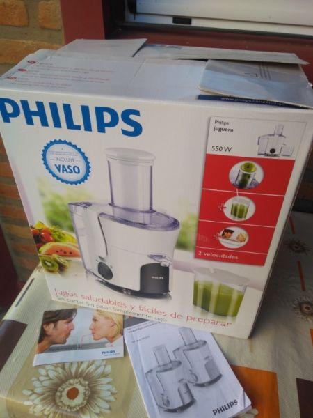 Juguera Philips 550w