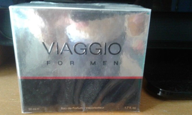 Perfume Viaggio For Men De Vanesa Duran