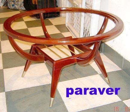 las mejores mesas ratonas de diseño retro vintage 60`s
