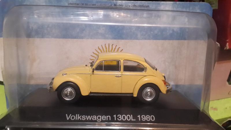 Autos colección 1/43