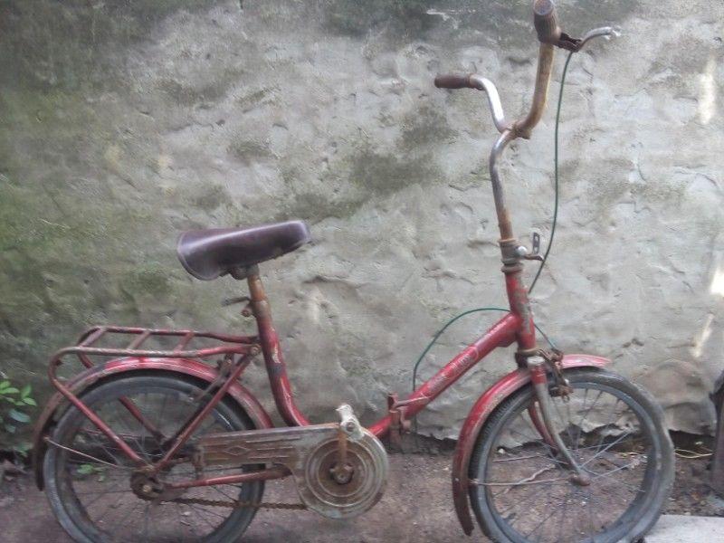 Bicicleta Antigua Rimoldi Rodado 16 (muy parecida a la