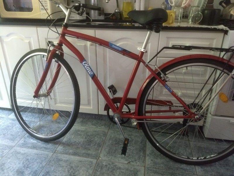 Bicicleta Olmo Freetime 280+ Sin Uso, Sin detalles, Rodado