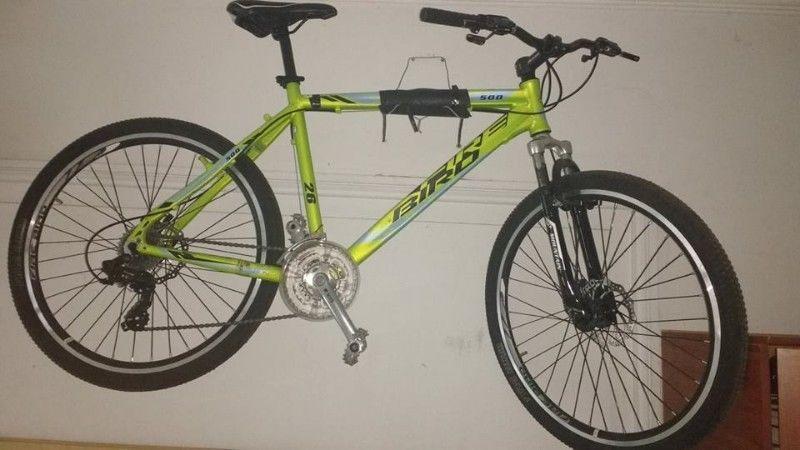 Bicicleta fire bird vanguard 500 rod 26 fr disco talle M