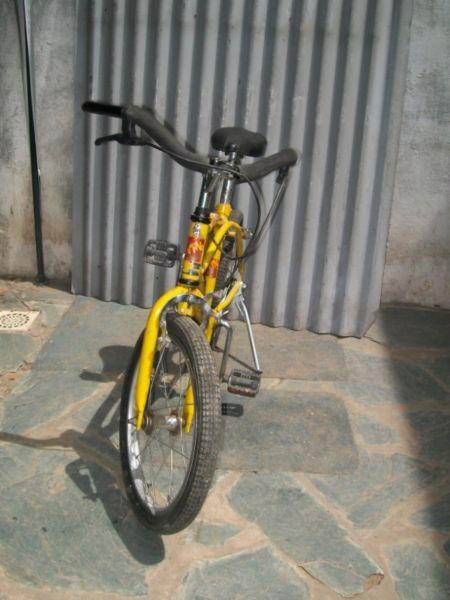 Bicicleta para Niños Vitanova Rodado 16