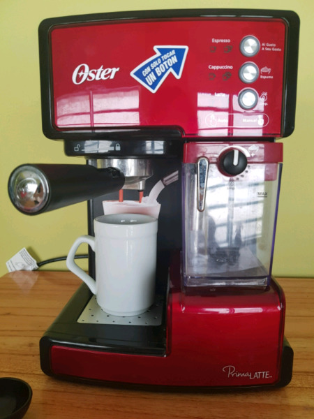 Cafetera Express OSTER PrimaLatte