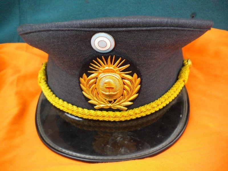 GORRO DE LA POLICIA