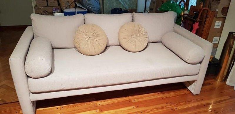 Lindisimo sillon (sofá cama) de 3 cuerpos.