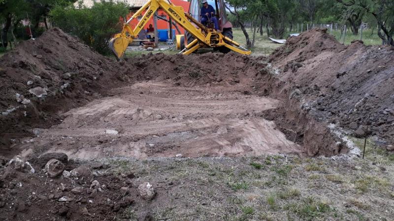 Movimiento de suelos..limpieza de terreno
