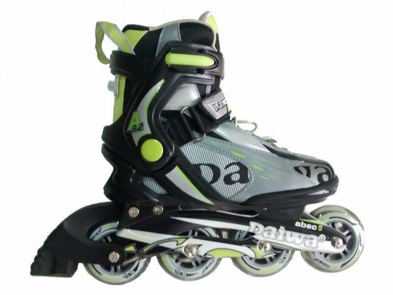 Rollers Daiwa Talle 41 (para Talle 39) Abec 5 Rueda 80mm