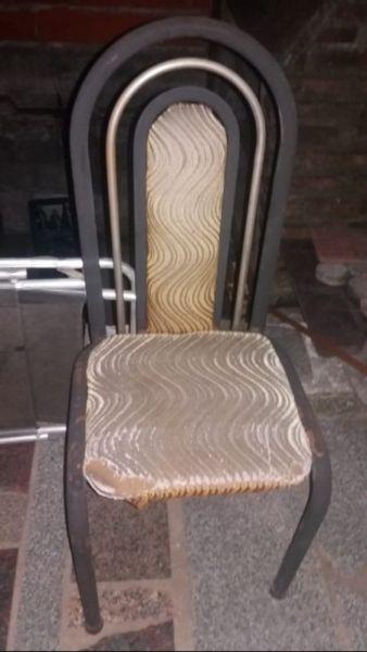 vendo 2 sillas a restaurar a $350 las 2