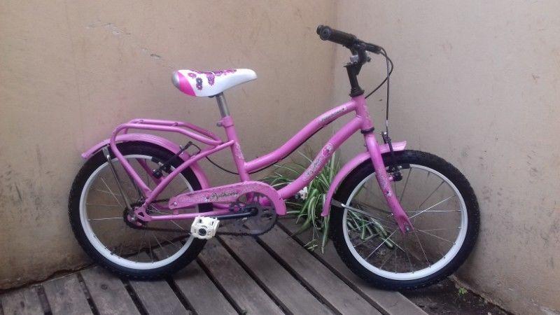Bicicleta De Nena Full!! Rodado 16 Excelente Estado