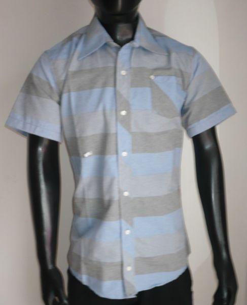 Camisas Hombre Mangas Cortas